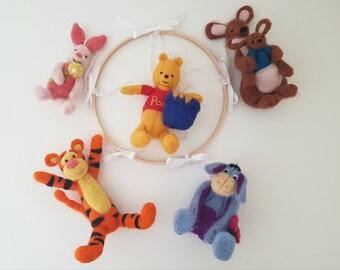 Winnie pooh mobile | Etsy