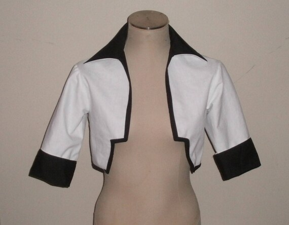 Grimmjow Jaegerjaquez from Bleach - Grimmjow Cosplay Jacket - Black and White Grimmjow Jacket for Men or Woman - Custom Made in Any Size UlmBt0AH