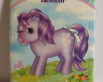 Vintage Butterick 3211 Blossom My Little Pony pattern