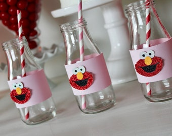 elmo birthday party bottle labels elmo party decorations elmo birthday party decorations elmo labels elmo decorations