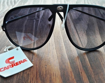 CARRERA 5585 90 Porsche Design VINTAGE Sunglasses Unisex New Aviator 1ad318413adf