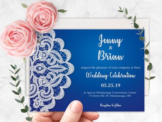 Classic Wedding Invitation Digital Download Indian Wedding Indian Party Hindu Wedding Printable Invitation Template Wedding Invitation