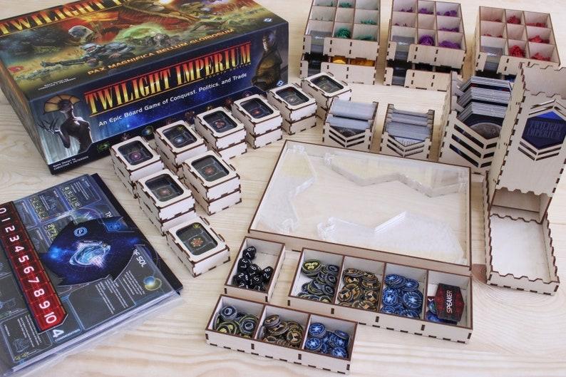 Twilight Imperium 4 Races Guide
