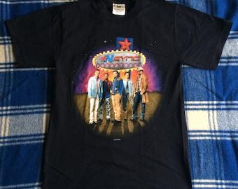 Nysnc popology tour shirt