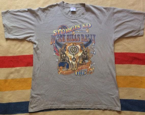 3c9a197e Vintage Sturgis Motorcycle rally shirt