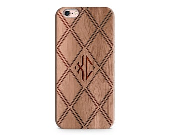 b28d41a7ae2f Design bois Case pour Apple iPhone 6, iPhone 6 s, iPhone 6 Plus, iPhone 6 s  Plus, iPhone 7, iPhone 7 Plus