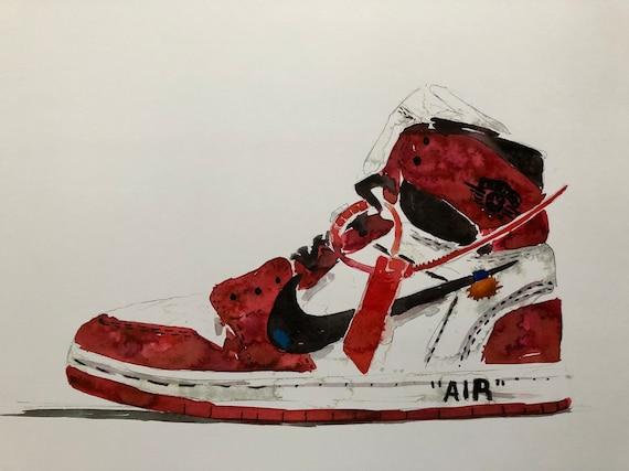 Off 'The par savoir Nike à Ten' White Abloh10 Virgil choses Y7fbg6y