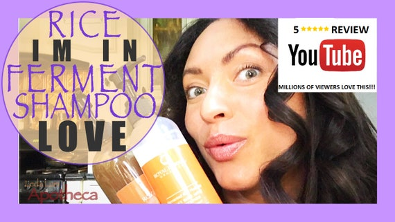 MILLIONS of YouTubers Prefer| Leda Lum Apothecary Choice |No Suds No Foam| Full 16oz Bottle| Age Defying Hair Care| Brilliant Shine| Organic