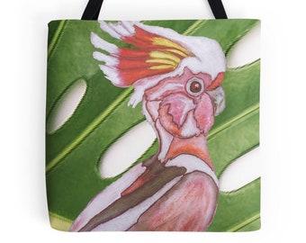 Major Monsteria - Original Art Tote Bag
