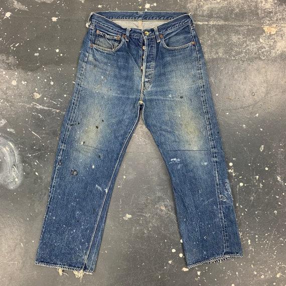 31x28 Levis 501 Jeans 50s