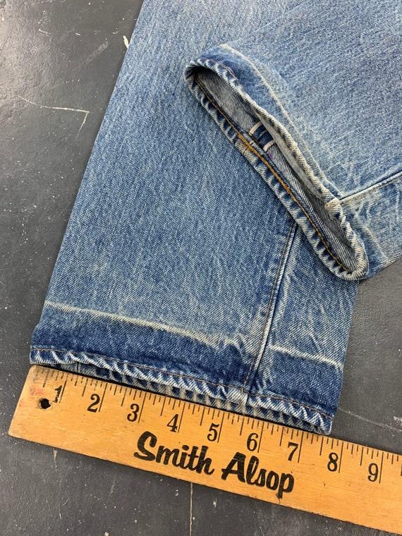 31x30 Levis 501 Jeans 70s USA Vintage - image 7