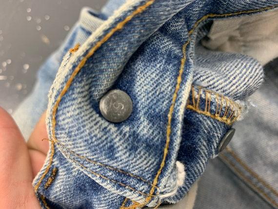 31x30 Levis 501 Jeans 70s USA Vintage - image 4