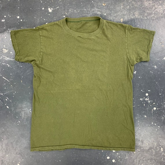US Military OG107 Undershirt