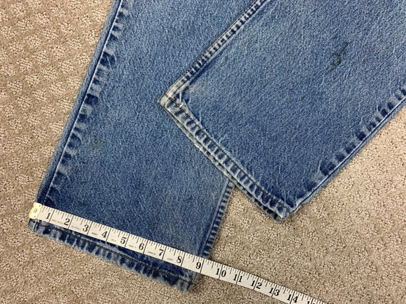 36x30 Levis 517 Jeans 90s USA Vintage Tagged 38x3… - image 10
