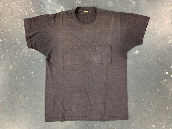 Fruit of the Loom Pocket T-Shirt