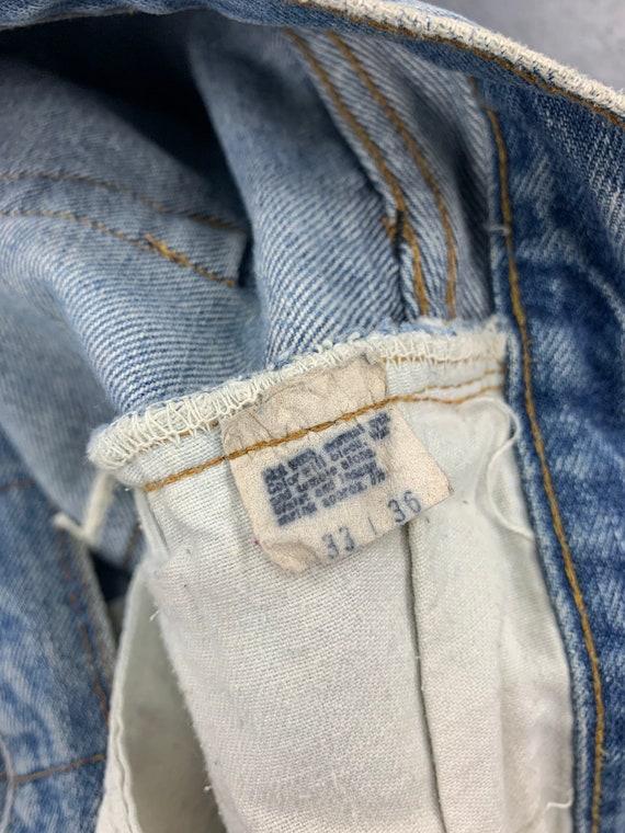 31x30 Levis 501 Jeans 70s USA Vintage - image 3