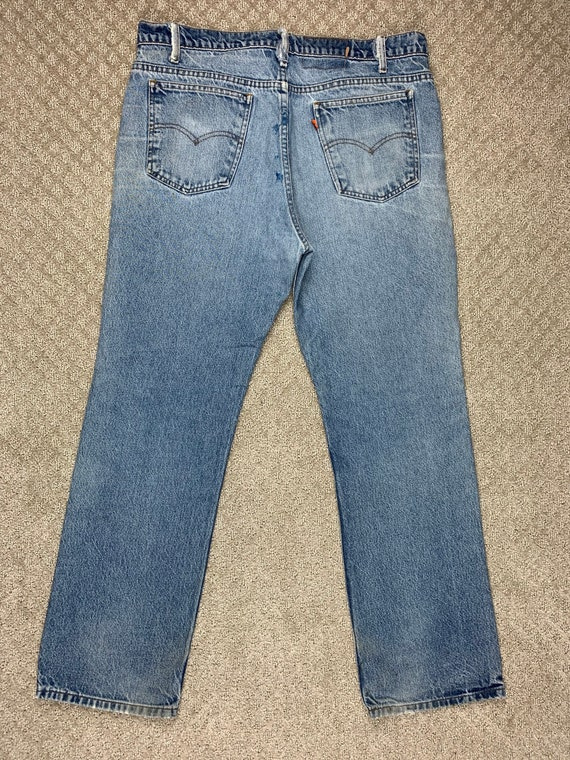 36x30 Levis 517 Jeans 90s USA Vintage Tagged 38x3… - image 2