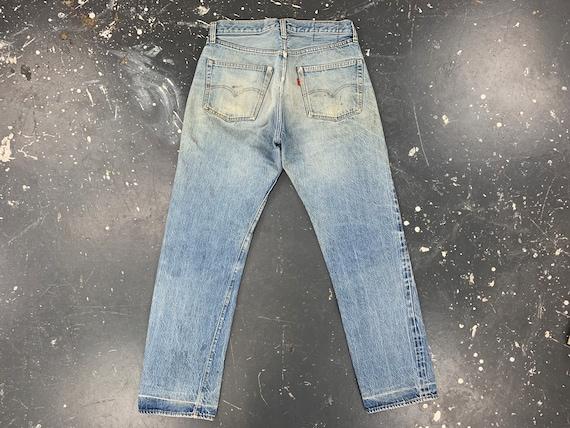 31x30 Levis 501 Jeans 70s USA Vintage - image 2