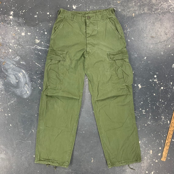 Small Regular US Army Jungle Trousers