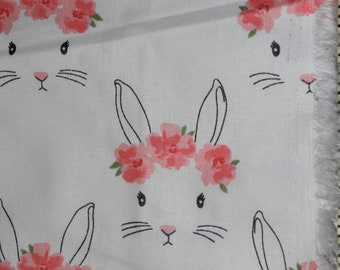 Easter Bunny Face Etsy