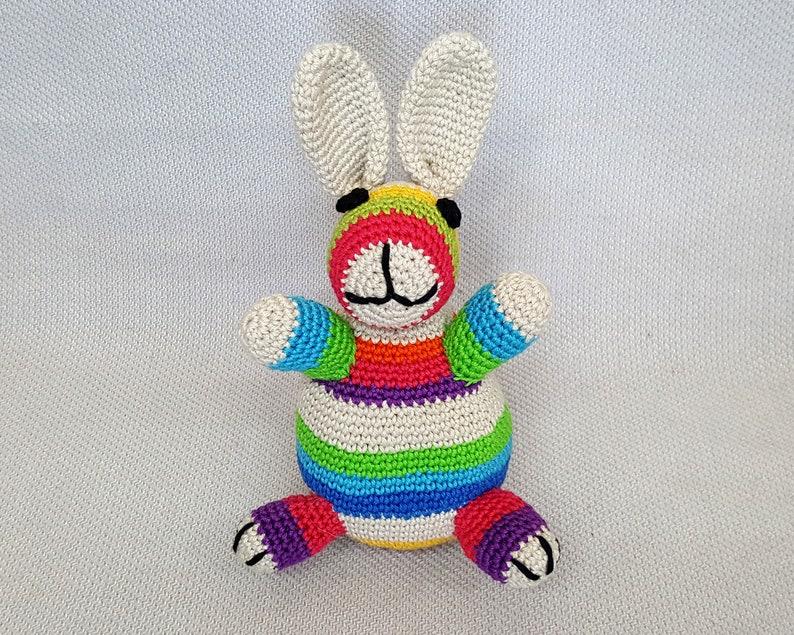 Crochet Cute Bunny, Stuffed Animals, Stuffed Toys, Stuffed Rabbit, Crochet  Animals, Crochet Toys, Crochet Soft Toys, Fair Trade Soft Toys