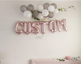 Scrapbooking Digital Photo Editing 420 CLIPART FOIL BALLOON Words  Gold Png Letter Overlays Photoshop Art Card Making