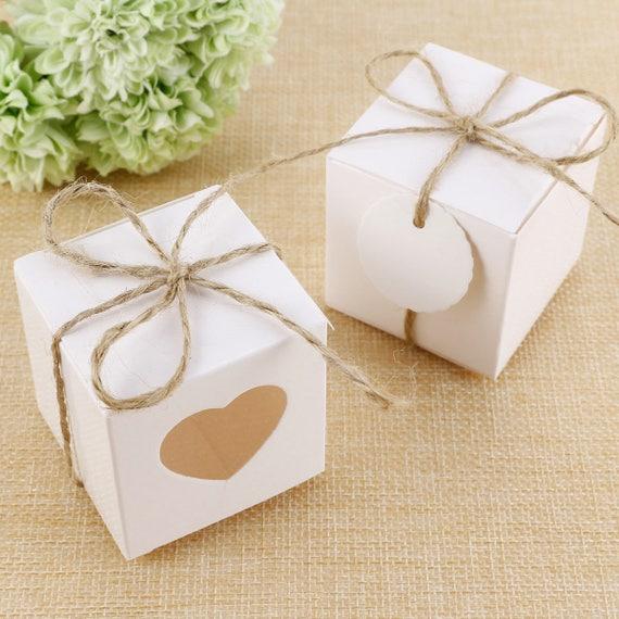 Wedding Favor Boxes Candy Box Casamento Sweet Cake Boxes Gift Etsy