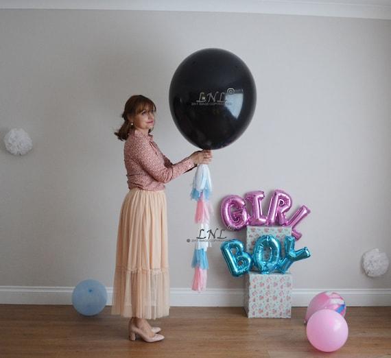 """Nuevo 12/"""" género revela es un niño niña Globos Baby Shower Nuevo Bebé Fiesta balones"""