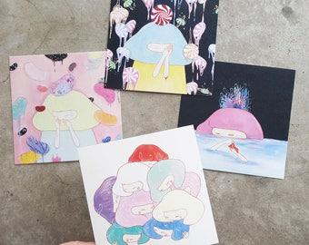 Kurukynki Mini Prints