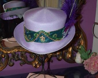 Mardi Gras Hat!