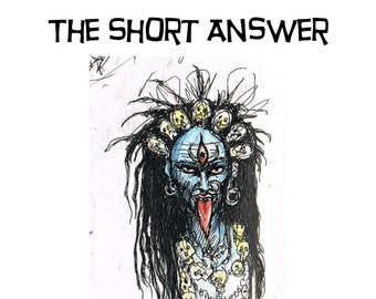 Bella Basura's chapbook -The Short Answer