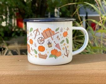 A Teacup for Rubeus - Literary Mug