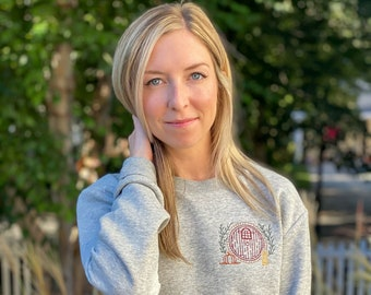 Fall in the Shire Pullover - Literary Sweatshirt