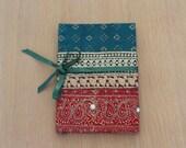 Sari journal notebook