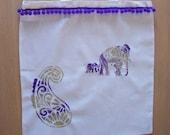 Shopping bag / Elephant /...
