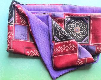 Reusable gift wrapping, sari gift wrapping, Furoshiki, Eco-friendly gift wrapping, Unique Christmas gift wrapping, Unique Birthday gift wrap