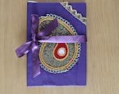 Sari notebook journal