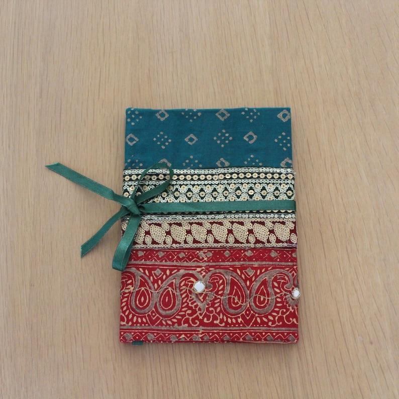 Sari journal notebook image 0