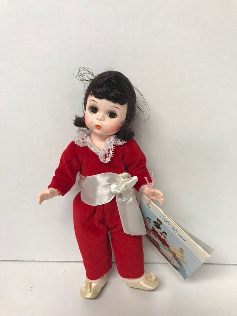 Vintage Madame Alexander Red Boy Collectable Doll
