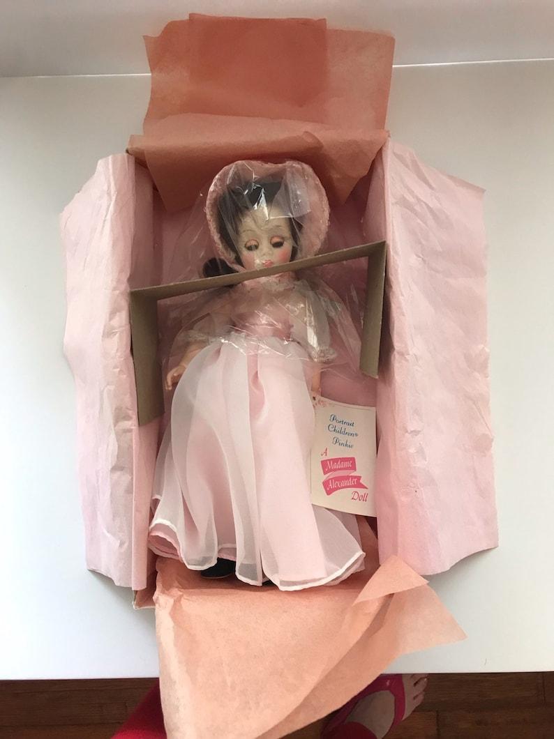 Madame Alexander 11 Pinkie #1350 Vintage Collectable Doll
