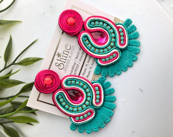 Sourache earrings