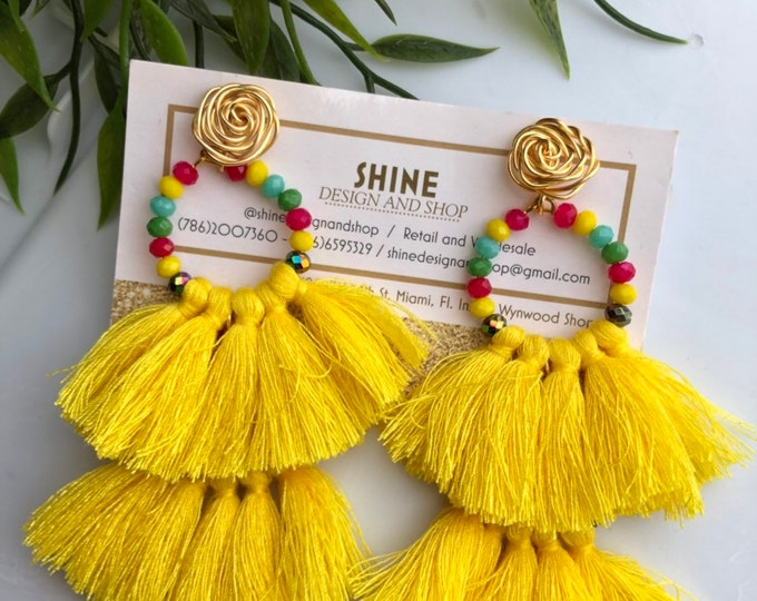 long silver wire earrings with gold plated