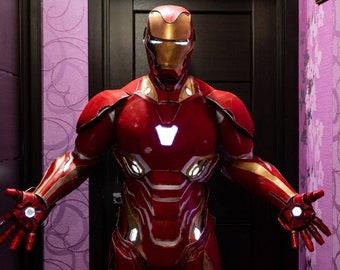 Costume men, Iron Suit, Cosplay, Mark , Armor, Foam Armor 48, Full Costume,Tony