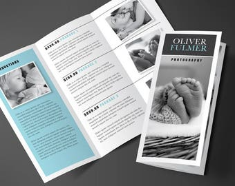 marketing brochure design promotional brochure trifold etsy
