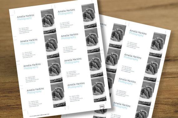Fotograf Visitenkarten Design Printable Editierbare Vorlage Mit Foto Instant Download Ms Word Karte Druck Zu Hause Fotograf Karte