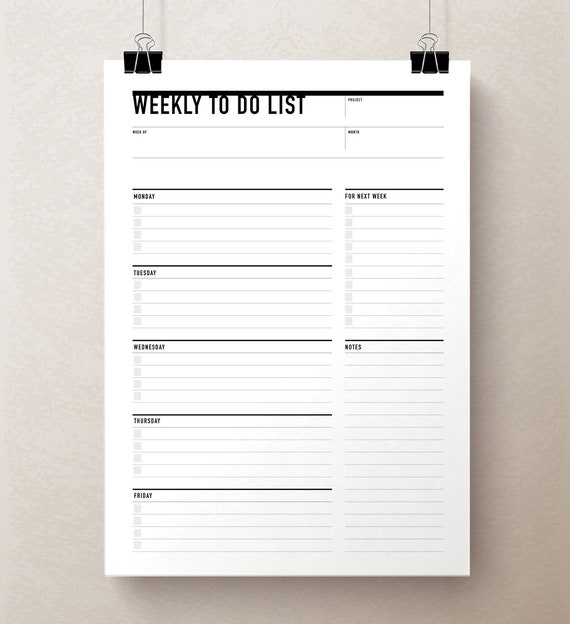 image about Student Agenda Printable named Printable Weekly Toward Do Listing, 7 days Schedule Planner, Printable In direction of Do checklist, Scholar Planner, Weekly Phase Program, Scholar Timetable, Weekly Planner