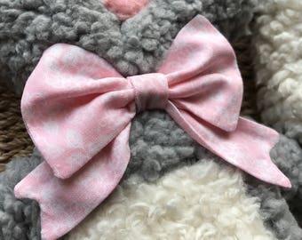 Stuffed Animal Bow