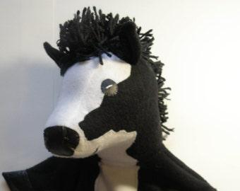 Horse Hand Puppet Pattern