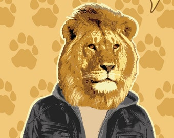 I'm Not Lion I Swear! Poster