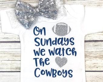 {On Sundays We Watch The Cowboys}